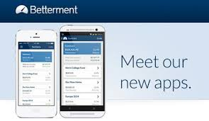 betterment mobile apps
